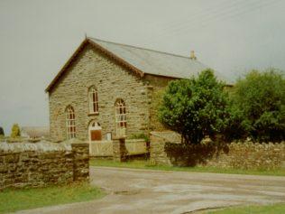 Providence, Ellwood second chapel | Keith Guyler 1990