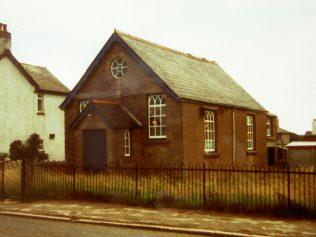 Mount Hermon Primitive Methodist chapel | Keith Guyler 1990