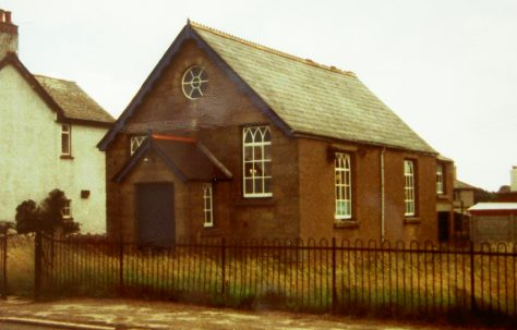 Mile End; Mount Hermon Primitive Methodist chapel