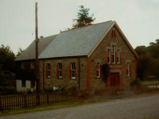 Moseley Green Primitive Methodist chapel | Keith Guyler 1990