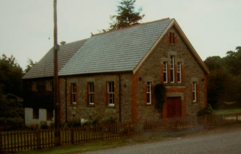 Moseley Green Primitive Methodist chapel