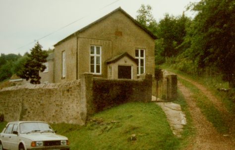 Nailbridge (Ruardean) Primitive Methodist chapel