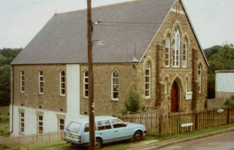 Pillowell Primitive Methodist Church 1885