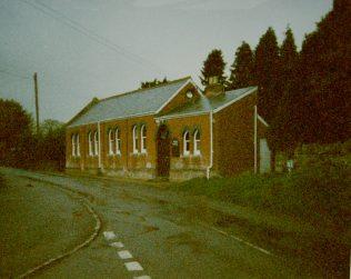 Shipton Oliffe Primitive Methodist chapel | Keith Guyler 1990