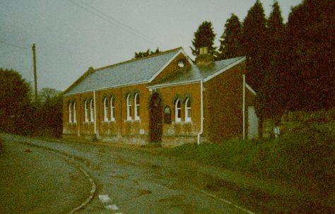 Shipton Oliffe Primitive Methodist chapel