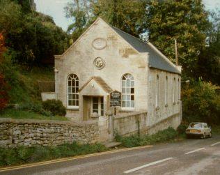 Zion Primitive Methodist chapel | Keith Guyler 1990