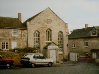 Ebenezer Primitive Methodist chapel, Painswick | Keith Guyler 1990