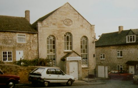 Painswick Ebenezer Primitive Methodist chapel