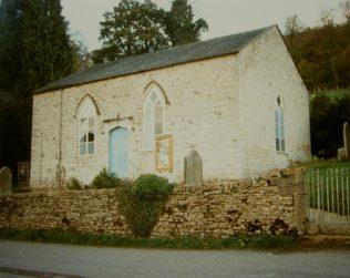 Jack's Green Primitive Methodist chapel | Keith Guyler 1990