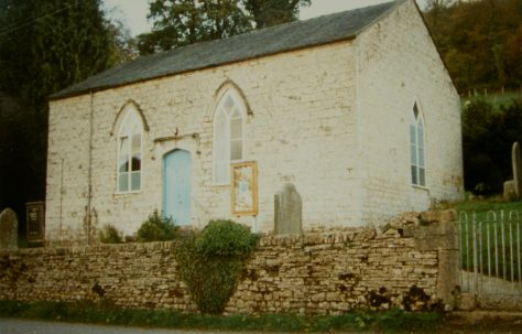 Jack's Green Primitive Methodist chapel