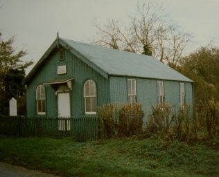 Kemble Primitive Methodist chapel | Keith Guyler 1990