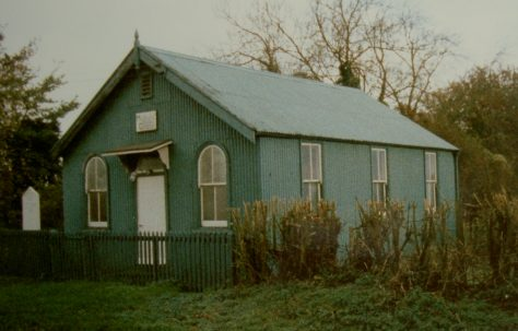 Kemble Primitive Methodist chapel