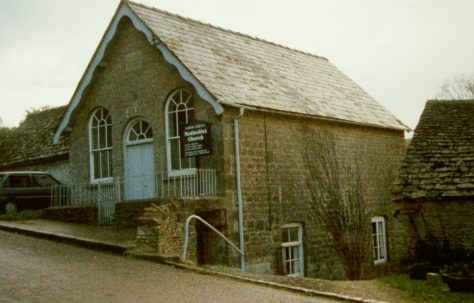 North Cerney Primitive Methodist chapel