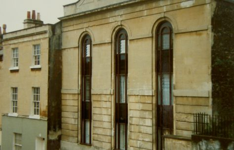 Bath; Thomas Street Primitive Methodist Chapel