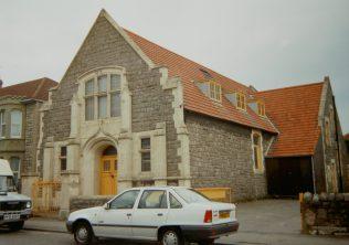 Sunnyside Primitive Methodist chapel 1994 (7.18) | Keith Guyler