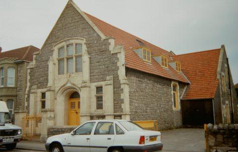 Weston super Mare; Sunnyside Primitive Methodist chapel