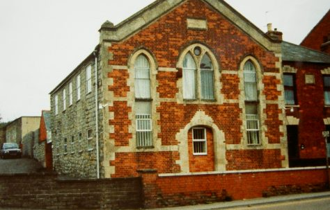 Glastonbury Primitive Methodist chapel