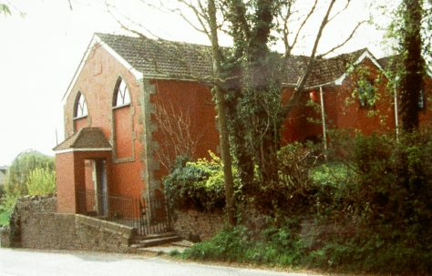 Chantry Primitive Methodist chapel