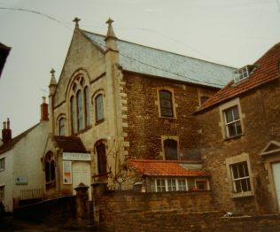 former chapel at Sun Street, Frome | Keith Guyler 1991