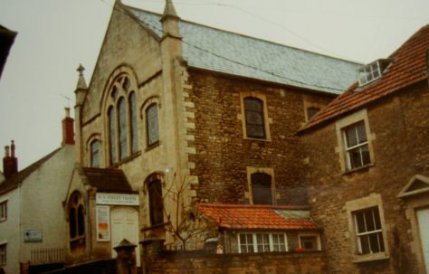 Frome Primitive Methodist chapel