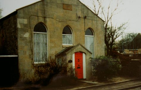 Leigh Upon Mendip Primitive Methodist chapel