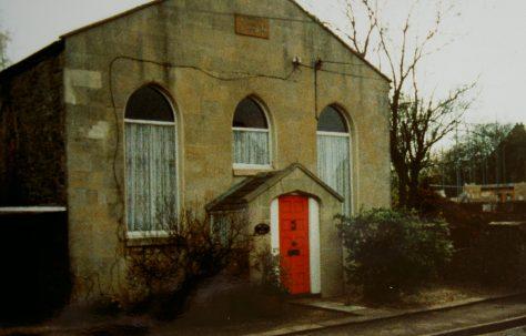 Leigh Upon Mendip Primitive Methodist chapel