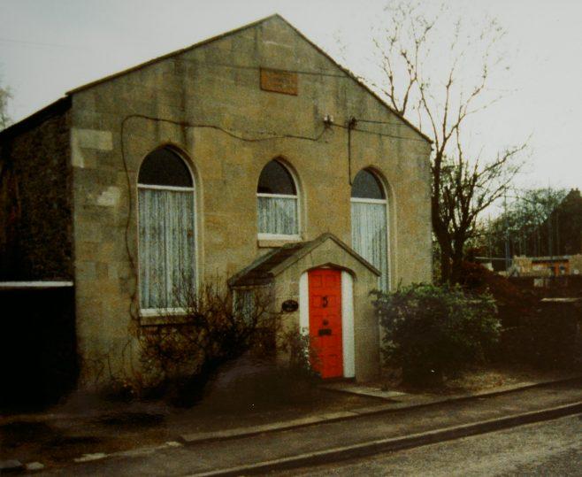 Leigh Upon Mendip Primitive Methodist chapel | Keith Guyler 1992