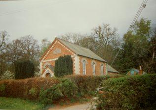 Chittoe Heath Primitive Methodist chapel | Keith Guyler 1992