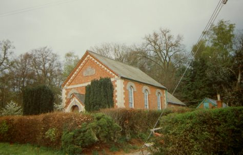 Chittoe / Chittoe Heath Primitive Methodist chapel