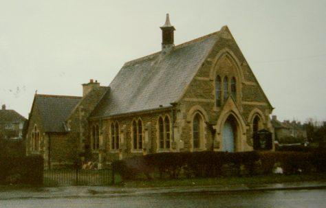 Melksham Forest Methodist chapel