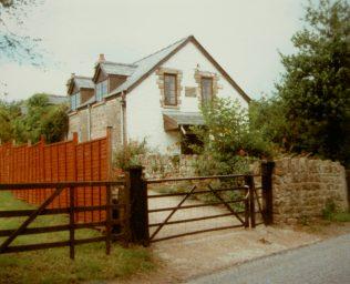 former Primitive Methodist chapel at Penallt | Keith Guyler 1989