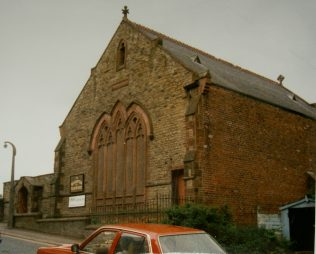 Brampton Primitive Methodist Chapel as Playhouse theatre in 1991 | Keith Guyler 1991