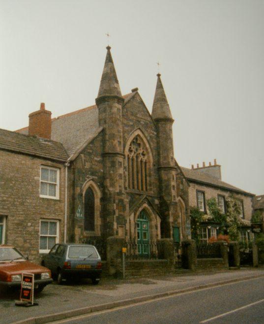 1902 Kirkby Stephen Primitive Methodist Chapel, Fletcher Hill, in 1991 | Keith Guyler 1991