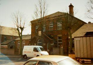 Bethel Primitive Methodist chapel, Barrow | Keith Guyler 1995
