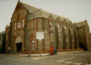 Cleator Street Primitive ethodist chapel, Dalton-in-Furness | Keith Guyler 1995