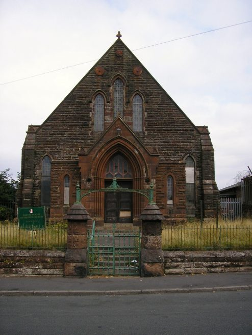 (i) Ellenborough, Old Road PM Chapel, front elevation , 20.09.2014 | G W Oxley