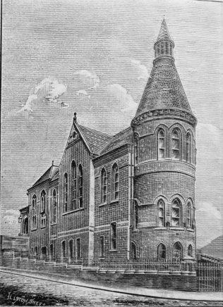 Abbeydale Primitive Methodist chapel, Sheffield | Handbook of the Primitive Methodist Conference 1901; Englesea Brook Museum