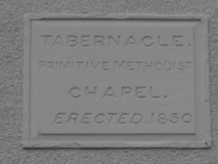Abergavenny; Victoria Street Tabernacle Primitive Methodist Chapel, Monmouthshire
