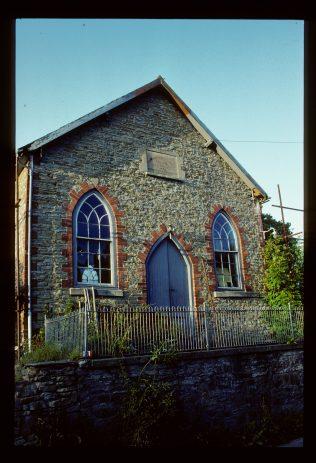 Adforton PM Chapel in July 1992 | David Hill