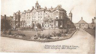 North Evington Military Hospital
