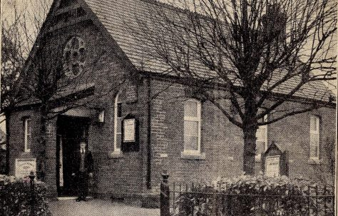 Aldenham Primitive Methodist Chapel, Hertfordshire