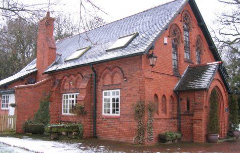 Aldford PM Chapel, Cheshire