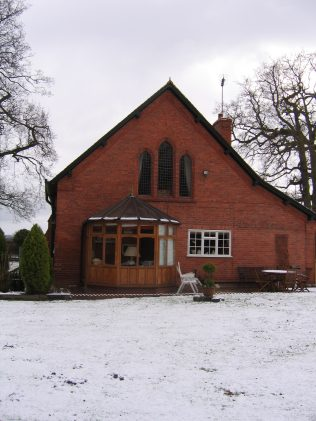 Aldford PM Chapel, Cheshire