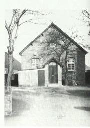 Aldridge; Bethesda Primitive Methodist Church, Leighs Wood, Staffs