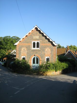 Aldworth Primitive Methodist Chapel, Berkshire