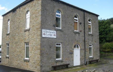 Allenheads (Bethel) Primitive Methodist Chapel Allendale Northumberland
