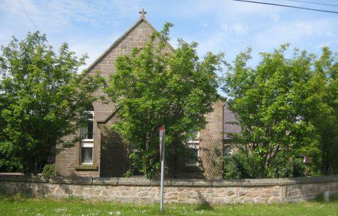 Allerdean Primitive Methodist Chapel West Allerdean Northumberland