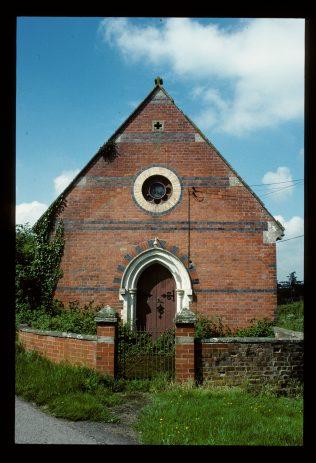 Almeley PM Chapel - June 1993 | David Hill