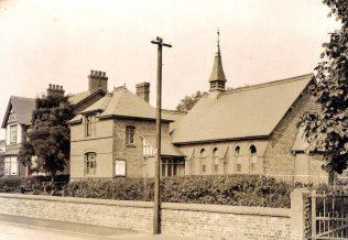 Alpraham Central Primitive Methodist Church, Cheshire