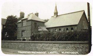 Alpraham Central Primitive Methodist Church, Cheshire | Steve Wild